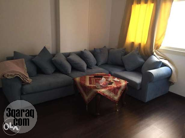 شقة للبيع في حدائق الاهرام في موقع مميز جدا وراقي  مساحة  155 متر