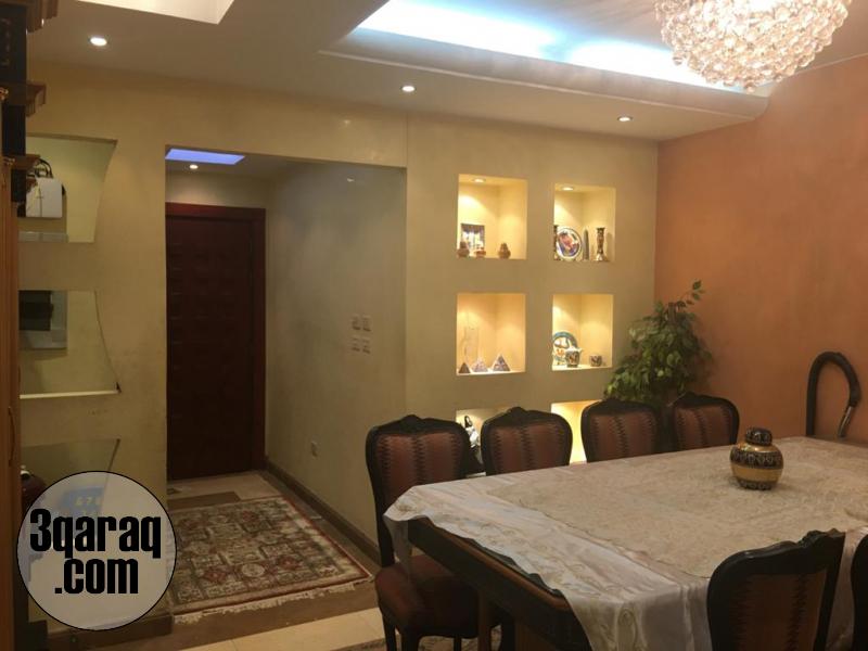 شقة سوبر لوكس للبيع مدينة نصر الحي السابع