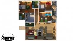 شقة متاح للبيع الفورى ثالث نمره من الهرم الرئيسى بسعر بسيط