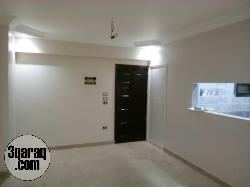 شقة للبيع بفيصل - حسن محمد - تشطيب سوبر لوكس 110 متر صافي