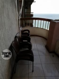 شقة فاخرة للبيع بميامى - الدور ٧-تانى نمرة من البحر