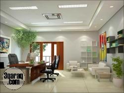 مكتبك لو مش في العاصمة مش هتطور من شركتك