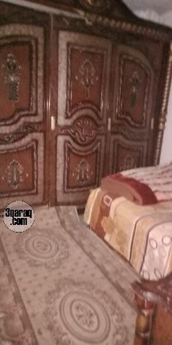 شقة مفروشه للايجار بمدينة السادات المنطقة الأولى بسعر لقطة