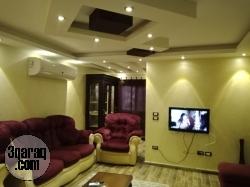 شقة مفروشة للايجار اليومى او الشهر بمدينة نصر