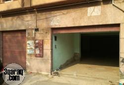 فرصة السعر مغري محال تجاري 60 متر يصلح لجميع الاغراض التجارية بشارع علي شعراوي - حدائق القبة خلف السرايا مول