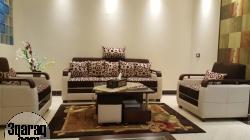 شقة للبيع فى مكان مميز قرب كل الخدمات تشطيب هندسي ممتاز وجاهزة للسكن بكل المرافق