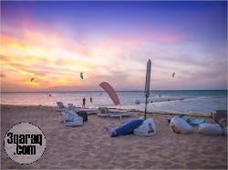 شاليه فندقي للبيع في لاسيندا راس سدرعلى البحر