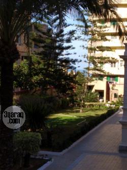 شقة للايجار 260م رشدي شارع سوريا الإسكندرية قرب البحر