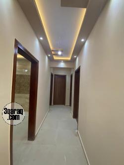 شقه للإيجار بمدينة الشيخ زايد الحي 16